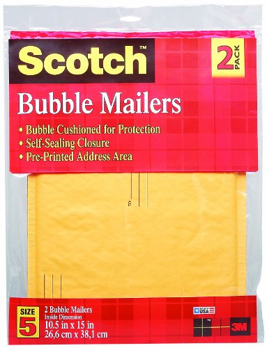 Scotch Postal Wrapping Paper, 30 Inches x 15-Feet, Kraft Paper, 60# (7900-12) (Scotch Postal Paper Wrapping)