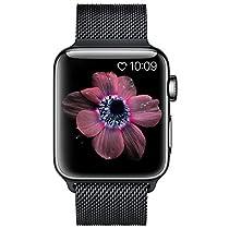 BRG コンパチブル apple watch ミラネーゼループ ステンレス42mm/44mm