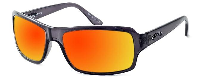 7026e605912bf Orvis Henry s Fork Polarized Sunglasses in Smoke   Red Mirror Lens ...
