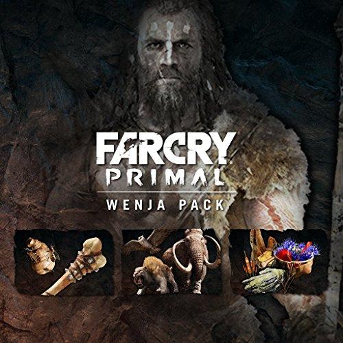 Far Cry Primal - Wenja Pack - PS4 [Digital Code]
