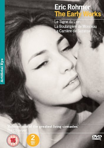 Signe Collection - The Eric Rohmer Collection (Le Signe du Lion, Le Baoulangere de Monceau, La Carriere de Suzanne) [DVD] [1966]