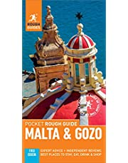 Pocket Rough Guide Malta (Travel Guide with Free eBook)