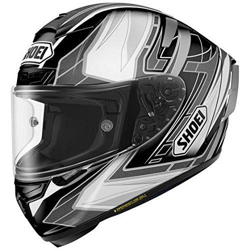 Shoei X-14 Assail Street Racing Motorcycle Helmet - TC-5 / X-Small