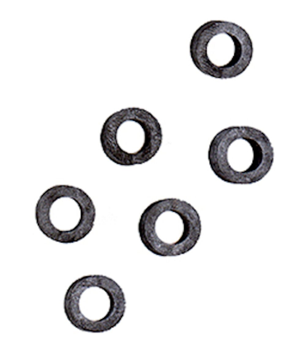 Robinair 40084 Replacement Gasket for 3//8 Charging Hose Pack of 6