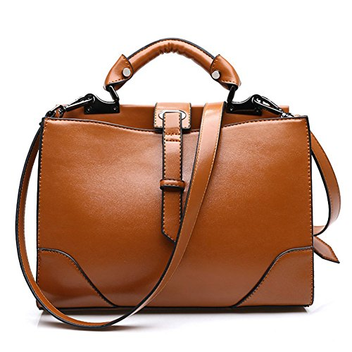 LuxuryLady Gift Generous Fashion Simplicity Women Leisure Handbag(C1) from LuxuryLady