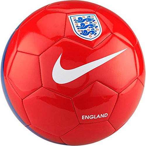2016-2017 England Nike Supporters Football (Red) (Nike England Supporters)