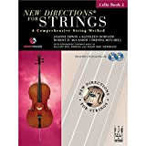 img - for New Directions for Strings Cello Book 2 book / textbook / text book