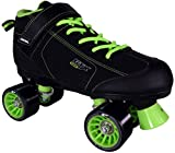 Pacer GTX-500 Black and Lime Roller Skates