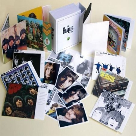 Remastered Mono Boxset (Heavy Card) [13Cd]