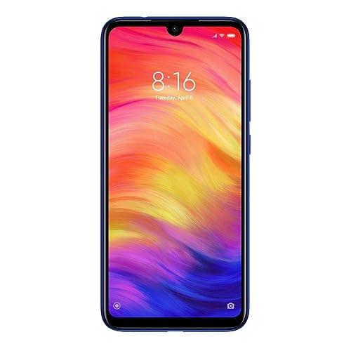 Xiaomi Redmi Note 7 16 cm 6 3 4 GB 64 GB Ranura híbrida Dual SIM 4G Azul 4000 mAh Smartphone 16 cm 6 3 4 GB 64 GB 48 MP Android 9 0 Azul