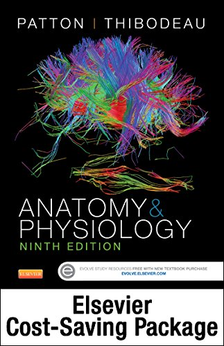 Anatomy and Physiology - Text and Elsevier Adaptive Learning and Quizzing Package