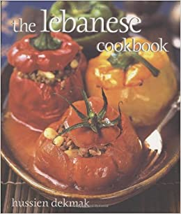 The lebanese cookbook hussein dekmak 9780781812085 amazon the lebanese cookbook hussein dekmak 9780781812085 amazon books forumfinder Images