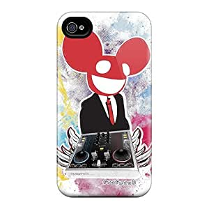 Excellent Iphone 6 Cases Covers Back Skin Protector Deadmau