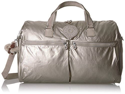 Kipling Women's Itska Metallic Duffle Bag