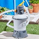 Bestway 58516E Flowclear Sand Filter Pump w/GFCI