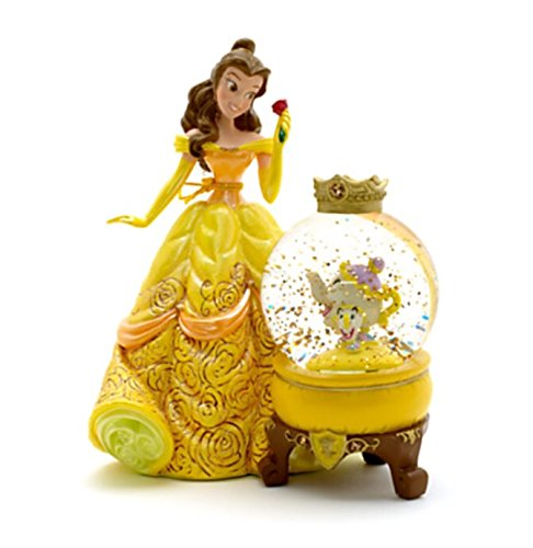 Belle Snow Globe Disney