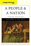 img - for Cengage Advantage Books: A People and a Nation: A History of the United States, Volume I to 1877 book / textbook / text book