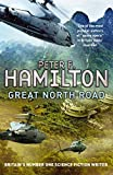 Front cover for the book Great North Road by Peter F. Hamilton