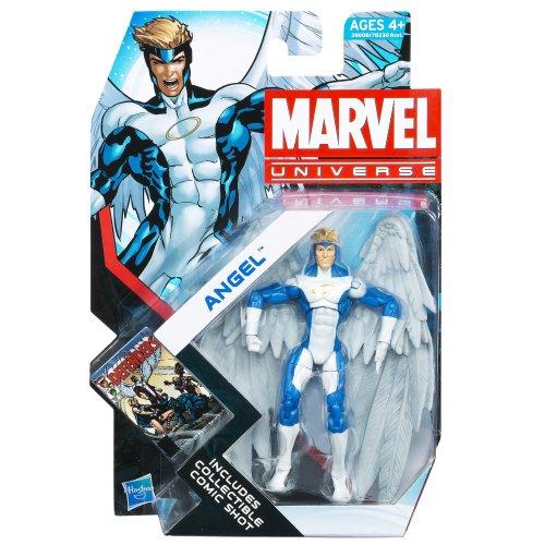 Marvel Universe Angel Series #4 Figure #21 (Best Marvel Universe Figures)