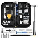 Watch Repair Kit, Professional 183 in 1 Watch Case Opener Repair Tools Watch