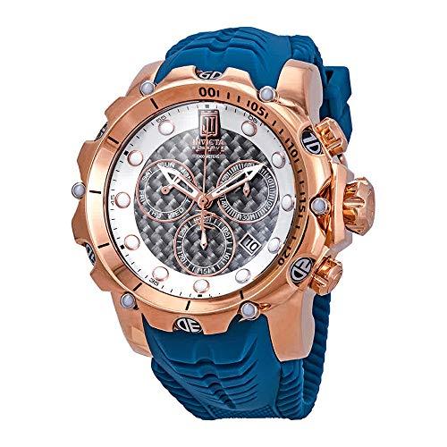 Invicta Reserve JT Venom Ltd Ed Swiss Quartz Chronograph Men's 55mm Strap Watch (25415)