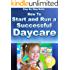 How to Start and Run a Successful Daycare or Preschool