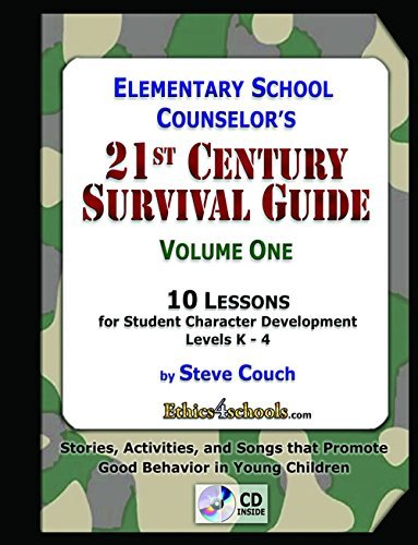Elementary School Counselor's 21st Century Survival Guide (Book + CD) pdf epub