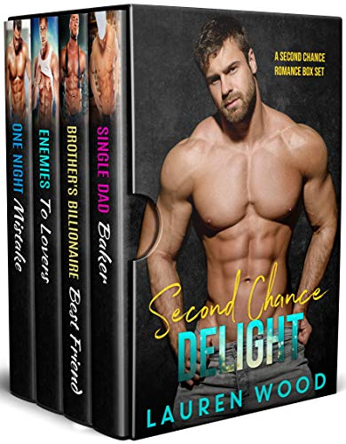99¢ - Second Chance Delight: A Contemporary Romance Series Box Set