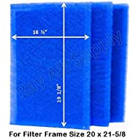 Dynamic Air Filters (3 Pack) (20 x 21 5/8)