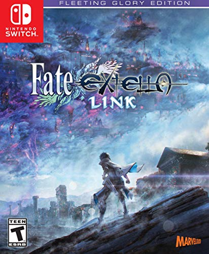 Edition Link - Fate/EXTELLA Link - Fleeting Glory Limited Edition - Nintendo Switch