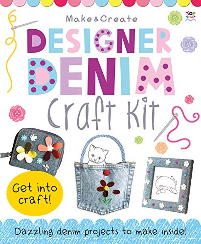 Top That Make & Create Designer Denim Craft Kit