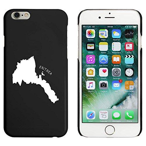 Schwarz 'Eritrea' Hülle für iPhone 6 u. 6s (MC00051497)