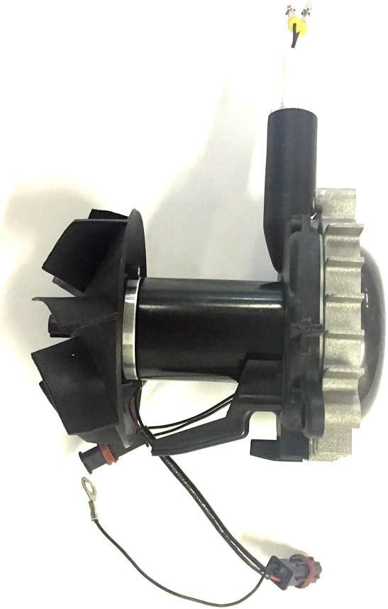 Suit para calefacción auxiliar Webasto aire Top 2000piezas 24V combustión Motor del ventilador ventilador