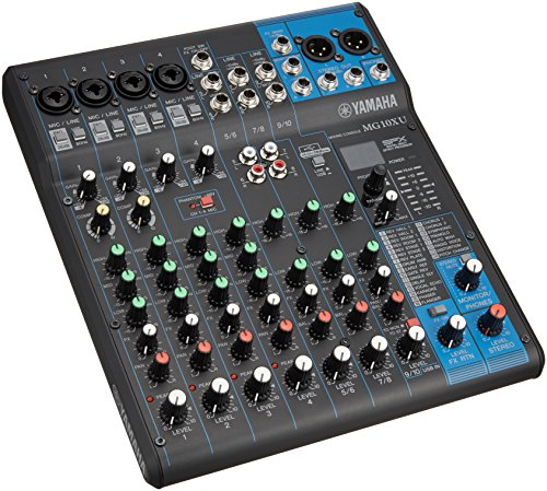 yamaha console mixer - 4
