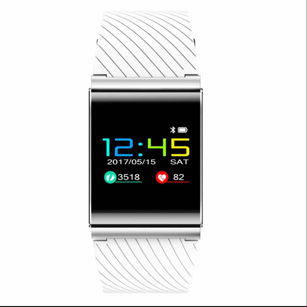 Fitness Armband Smartwatch Sport Armbanduhr Smart Bracelet,Multifunktionale,Kalorienzähler,Heart Rate Monitor,sport uhr Handy-Suchfunktion für Android und iOS Smartphones