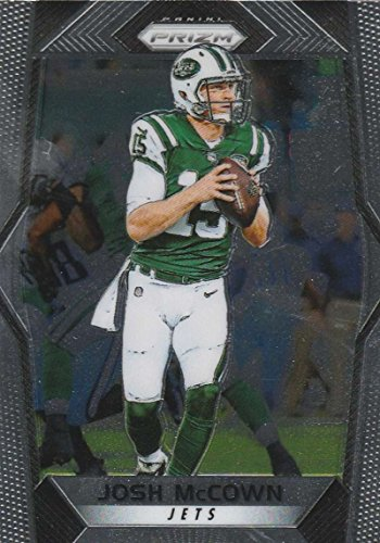 2017 Panini Prizm #161 Josh McCown New York Jets Football Card