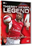 Arsenal - Thierry Henry Legend [Import anglais]