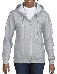 Women's Full Zip Hooded Sweatshirt