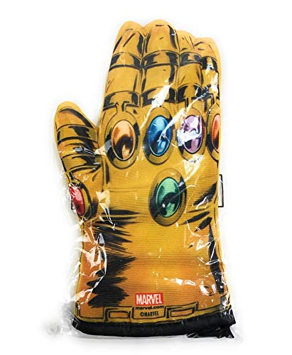Lootcrate Marvel Infinity Gauntlet Oven Mitt for Display Only by Loot