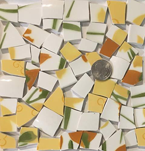 Mosaic Art & Crafts Supply ~ Datk Brown Tiles (B821)