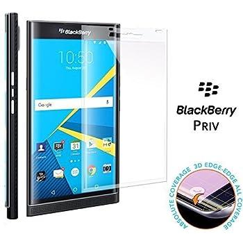 Amazon.com: BlackBerry Priv tempered glass screen
