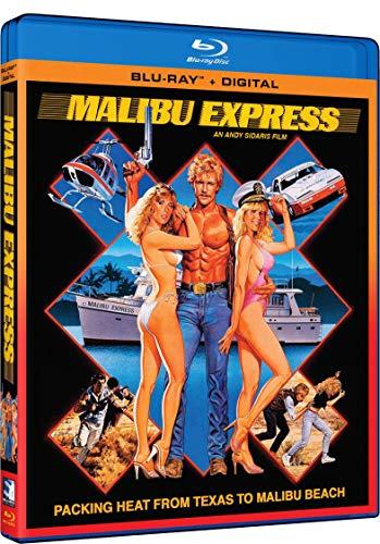 (Malibu Express [Blu-ray])
