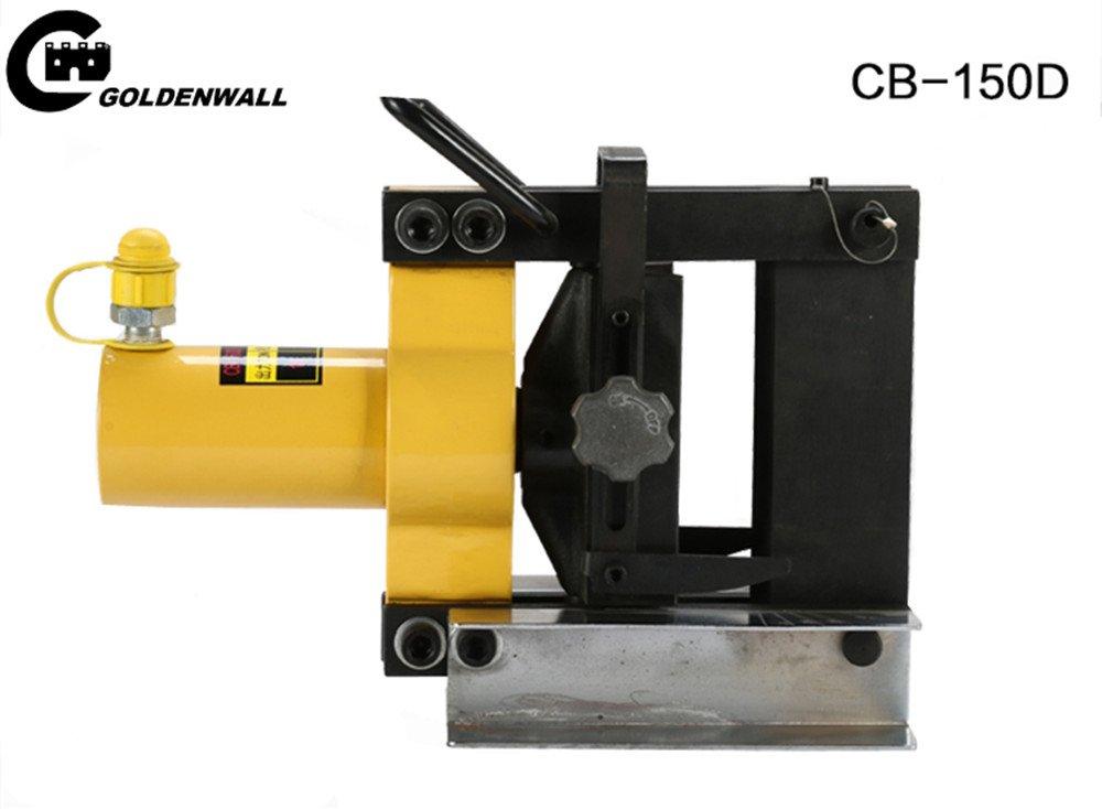 CGOLDENWALL CB 150D CB 200Aブスバー アルミバスバーベンダー バスバープロセッサ 油圧カッター CP-700ポンプ付 (CB 150D) B0756Z3M6S CB 150D