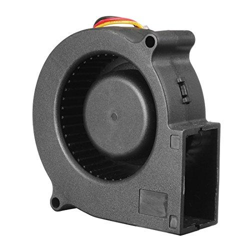 12v blower fan 75mm - 4