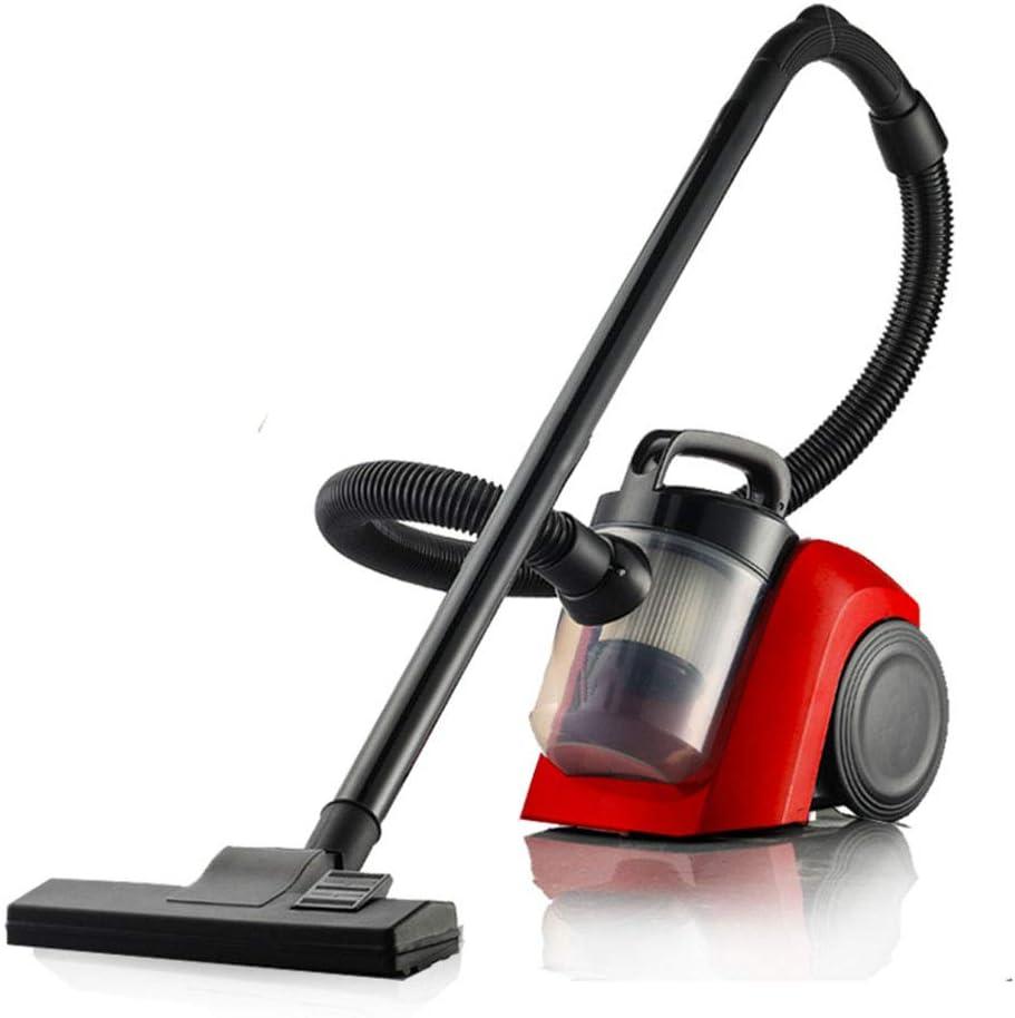 OOLOOYOO Aspirador de Cilindro sin Bolsa de torbellino, Rojo, 1000 W [Clase de energía A]: Amazon.es: Hogar