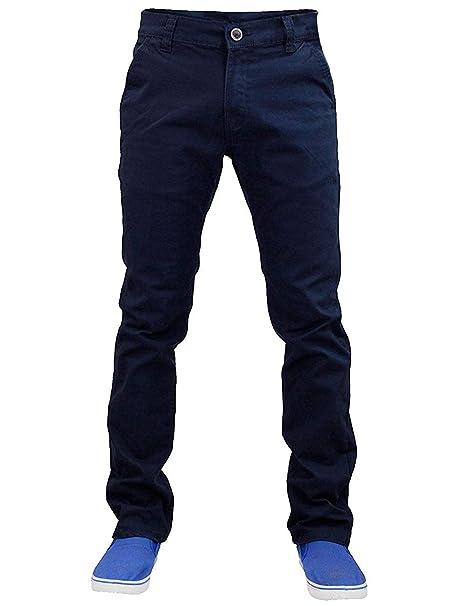 Pantalones de vestir, para hombre, del diseñador Jack South, elásticos, de corte recto