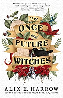 Book Cover: The Once and Future Witches
