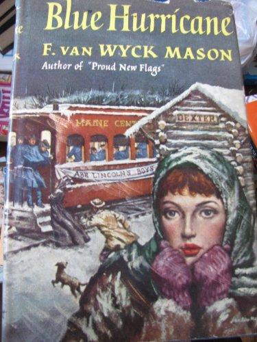 Blue Hurricane by F. Van Wyck Mason