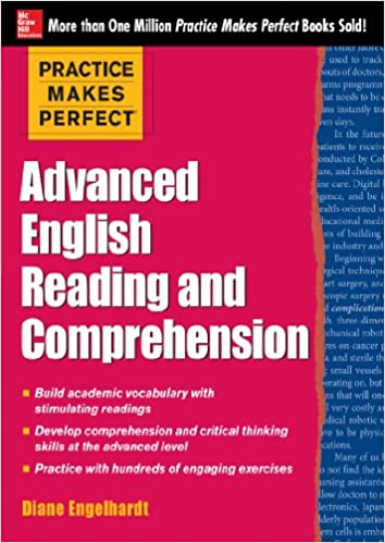 Practice Makes Perfect Advanced English Reading and Comprehension ...