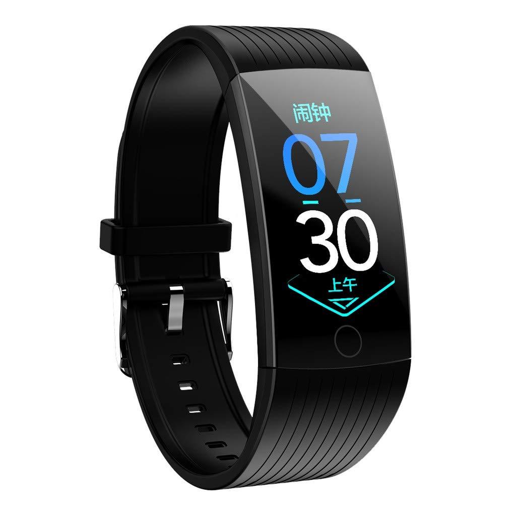 Smart Watch Blood Pressure Heart Rate Monitor Sleep Sports Fitness Tracker Lightweight Multifunctional Watch